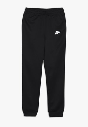 REPEAT PANT POLY - Pantalon de survêtement - black/white