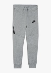 Nike Sportswear - Pantalon de survêtement - grey heather/black - 0