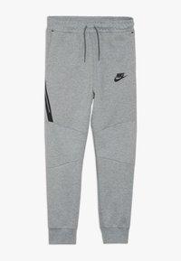 Nike Sportswear - Trainingsbroek - grey heather/black - 0