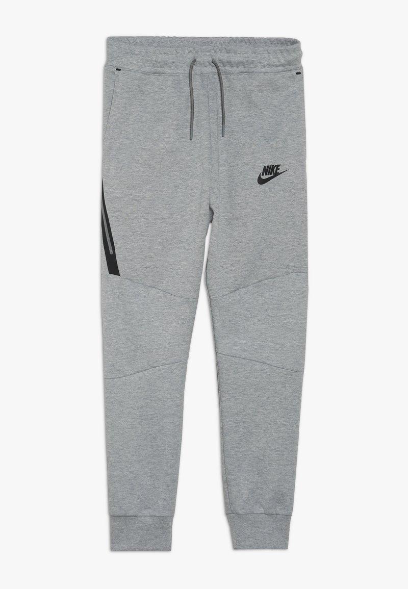 Nike Sportswear - Pantalon de survêtement - grey heather/black