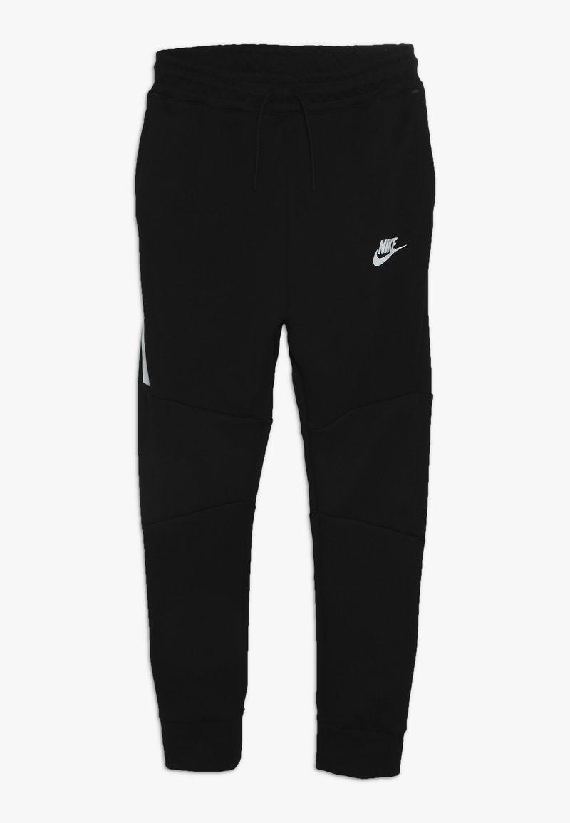 Nike Sportswear - Spodnie treningowe - black/white