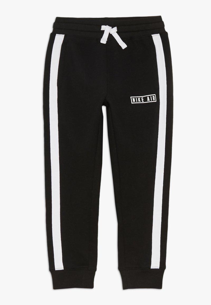 Nike Sportswear - AIR PANT - Verryttelyhousut - black