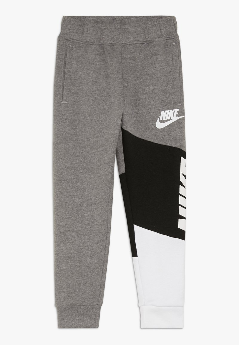 Nike Sportswear - NIKE CORE PANT - Verryttelyhousut - carbon heather