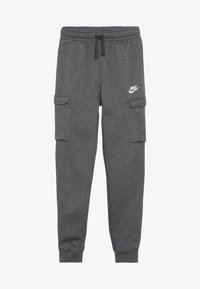 charcoal heather/anthracite/white