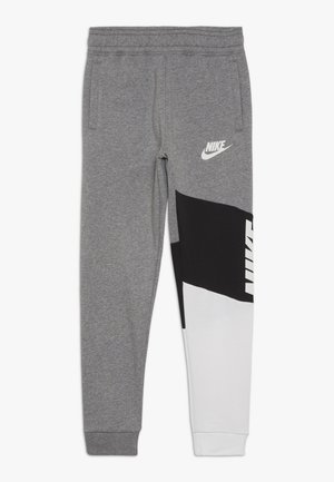 CORE AMPLIFY PANT - Pantalon de survêtement - carbon heather/black/white