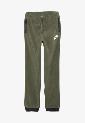 PANT WINTERIZED - Træningsbukser - medium olive/black
