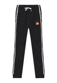 Nike Sportswear - Pantalon de survêtement - black/white - 2