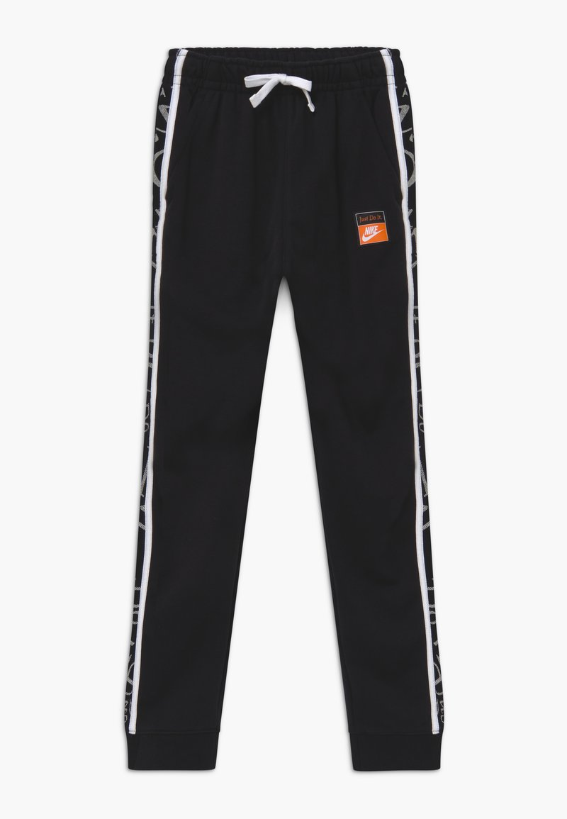 Nike Sportswear - Pantalon de survêtement - black/white