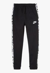 Nike Sportswear - ENERGY PANT - Spodnie treningowe - black/white - 0