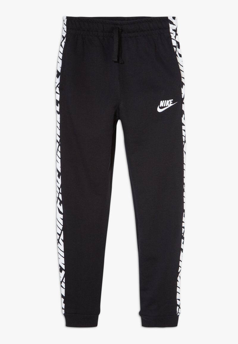 Nike Sportswear - ENERGY PANT - Spodnie treningowe - black/white
