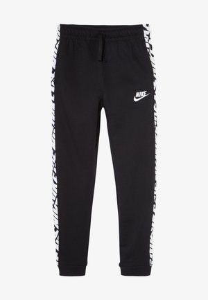 ENERGY PANT - Trainingsbroek - black/white