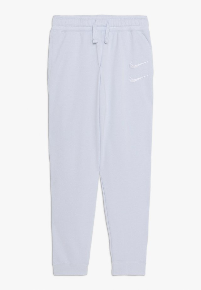 Tracksuit bottoms - football grey/white