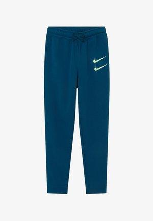 Teplákové kalhoty - dark blue/dark blue