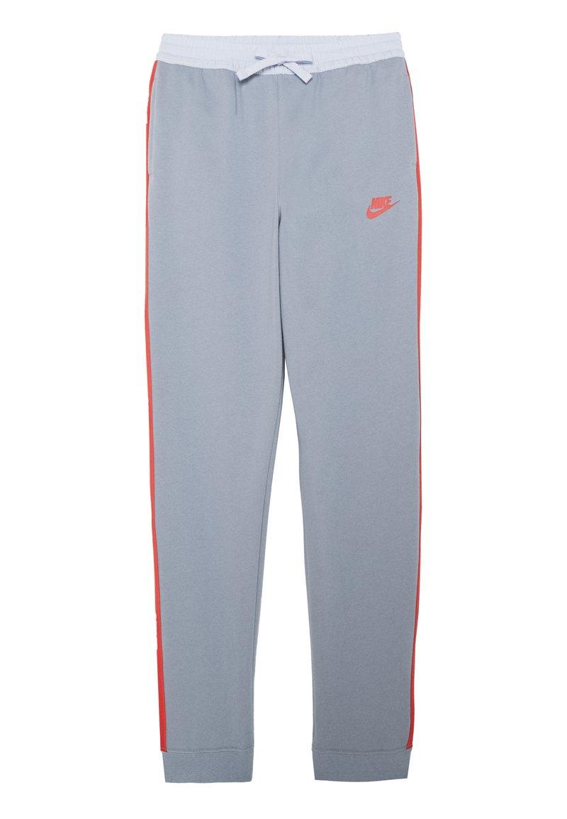 Nike Sportswear - HYBRID PANT - Tracksuit bottoms - charcoal heather/black