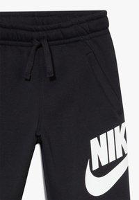 Nike Sportswear - CLUB PANT - Tracksuit bottoms - black/white - 2