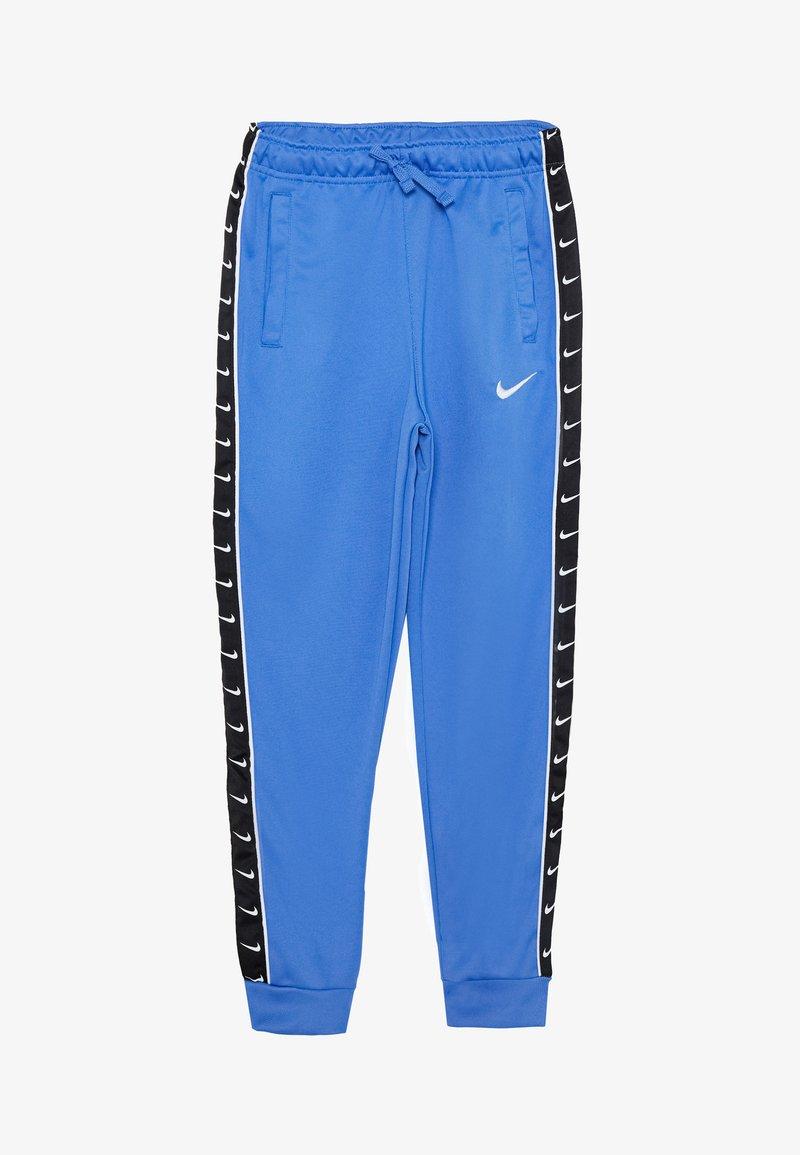 Nike Sportswear - TAPE - Teplákové kalhoty - pacific blue