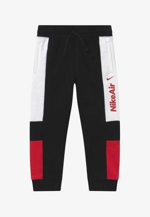 Trainingsbroek - black /university red