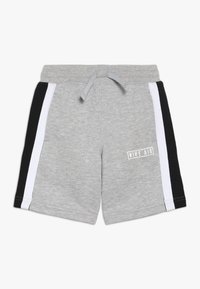 Nike Sportswear - AIR - Tracksuit bottoms - grey heather - 0