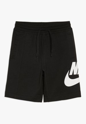 ALUMNI SHORT - Shorts - black