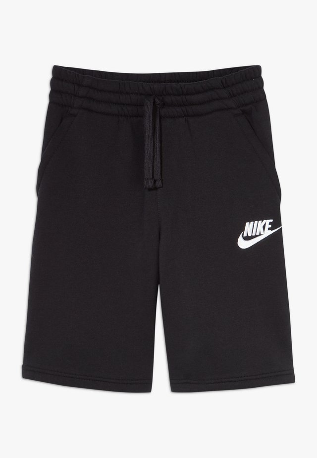 CLUB SHORT - Shorts - black/black/white