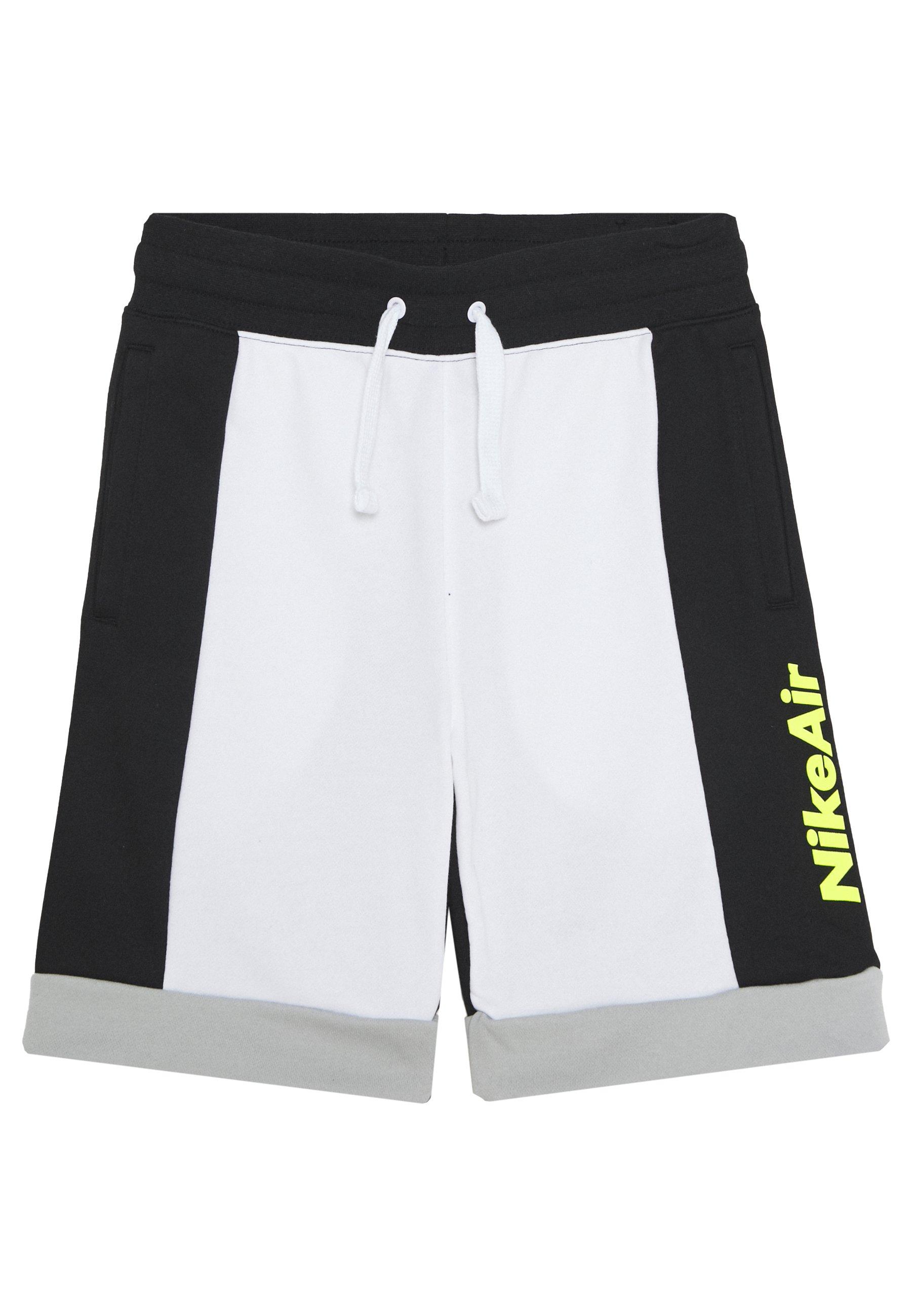 AIR Pantalon de survêtement whiteblacklight smoke greyvolt