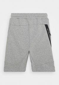 Nike Sportswear - Tracksuit bottoms - dark grey heather/black - 1