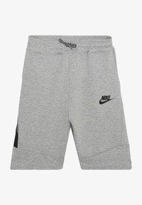 Nike Sportswear - Tracksuit bottoms - dark grey heather/black - 2