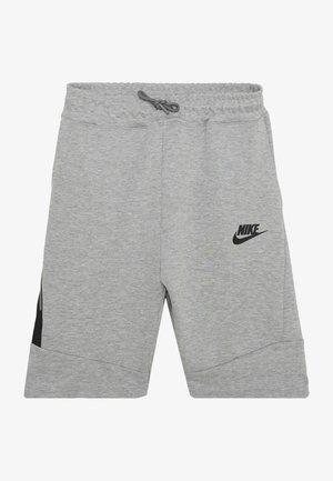 Teplákové kalhoty - dark grey heather/black