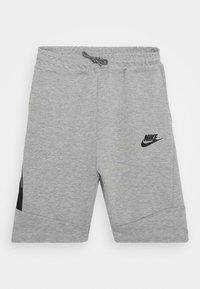 Nike Sportswear - Tracksuit bottoms - dark grey heather/black - 0