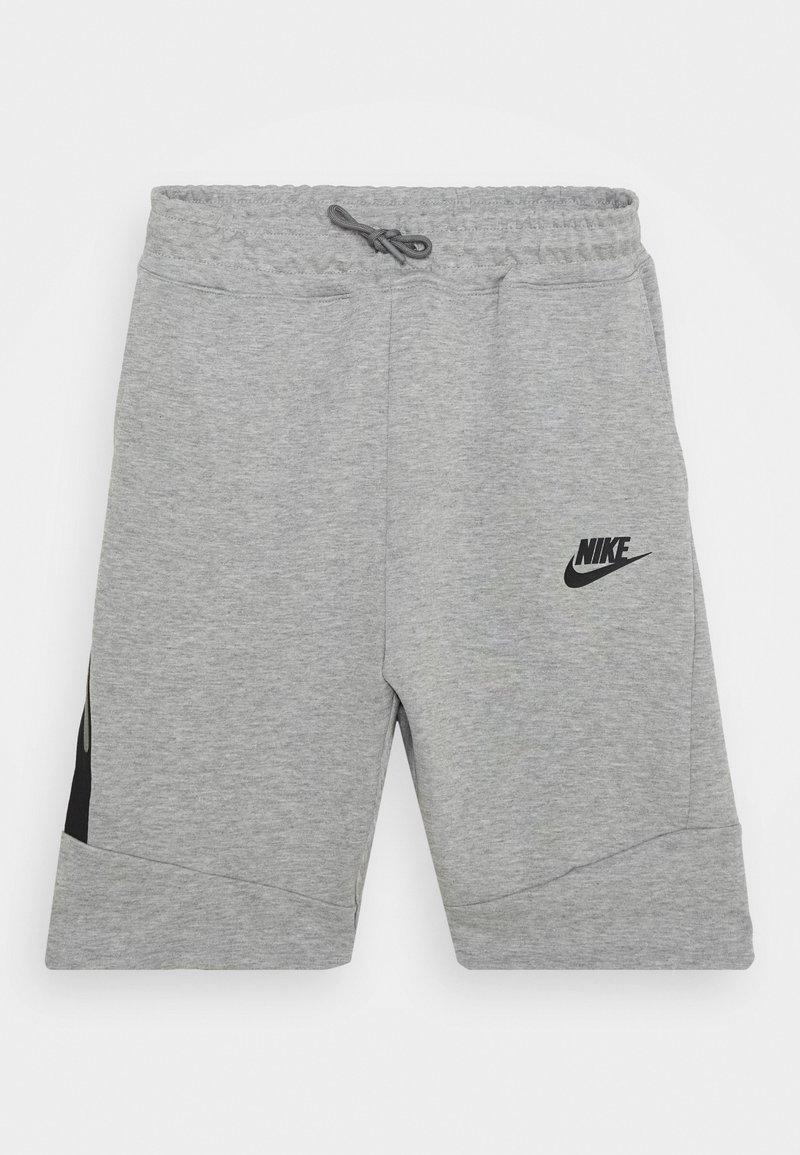 Nike Sportswear - Tracksuit bottoms - dark grey heather/black