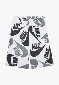 Nike Sportswear - Shorts - black/white - 0