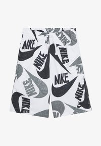 Nike Sportswear - Shorts - black/white - 2
