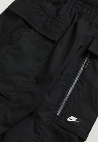 Nike Sportswear - Bojówki - black - 2