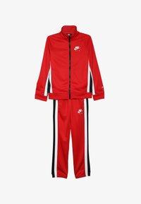 Nike Sportswear - AIR TRACK SUIT - Treningsdress - university red/black/white - 5
