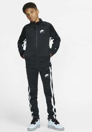 AIR TRACK SUIT - Træningssæt - black/white