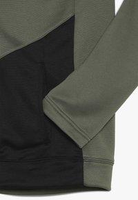Nike Sportswear - CORE FUTURA SET - Trainingspak - medium olive/black/white - 4