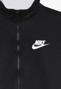 Nike Sportswear - B NSW CORE TRK STE PLY FUTURA - Veste de survêtement - black/white - 3