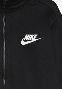 Nike Sportswear - CORE FUTURA SET - Trainingspak - black/bleached coral/white - 5