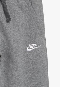 Nike Sportswear - SUIT CORE - Zip-up hoodie - carbon heather/dark grey/white - 4