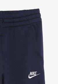 Nike Sportswear - SUIT CORE - Huvtröja med dragkedja - midnight navy - 3
