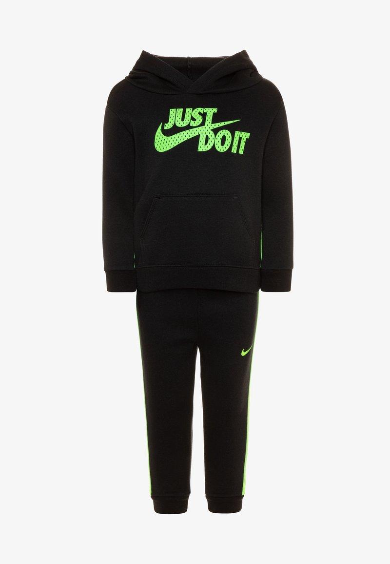 Nike Sportswear - CORE SET - Felpa con cappuccio - black