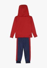 Nike Sportswear - DRI FIT HOODED BABY SET - Survêtement - midnight navy - 1