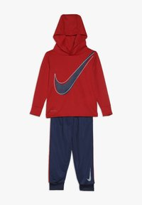 Nike Sportswear - DRI FIT HOODED BABY SET - Tracksuit - midnight navy - 0