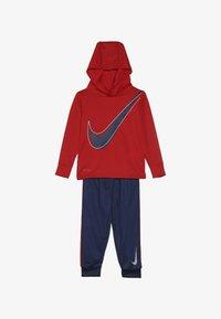 Nike Sportswear - DRI FIT HOODED BABY SET - Survêtement - midnight navy - 5