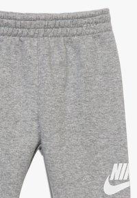 Nike Sportswear - MULTI FUTURA SET - veste en sweat zippée - dark grey heather - 5