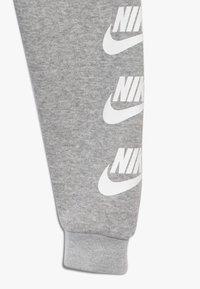 Nike Sportswear - MULTI FUTURA SET - veste en sweat zippée - dark grey heather - 4