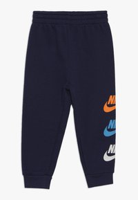 Nike Sportswear - MULTI FUTURA SET - Sudadera con cremallera - midnight navy - 2