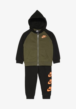 MULTI FUTURA BABY SET - Trainingsanzug - black