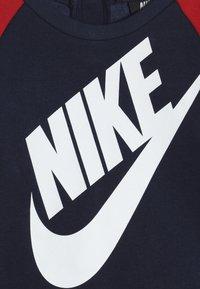 Nike Sportswear - OVERSIZED FUTURA CREW BABY SET - Verryttelypuku - midnight navy - 5
