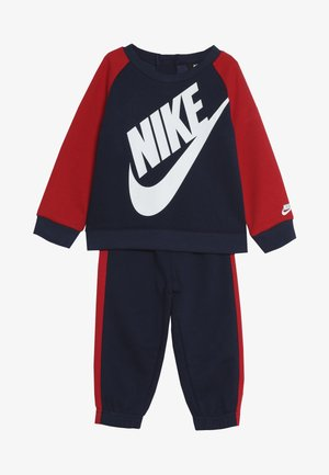 OVERSIZED FUTURA CREW BABY SET - Trainingspak - midnight navy